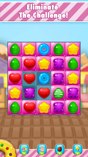 Candy Blast - Free Match3 Crush Puzzle Games  screenshots 1