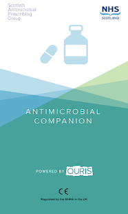 Antimicrobial Companion- screenshot thumbnail