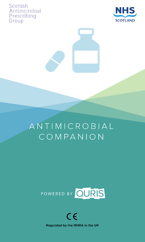 Antimicrobial Companion- screenshot