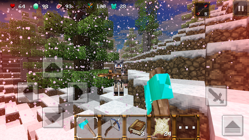 Winter Craft 3: Mine Build screenshot 12
