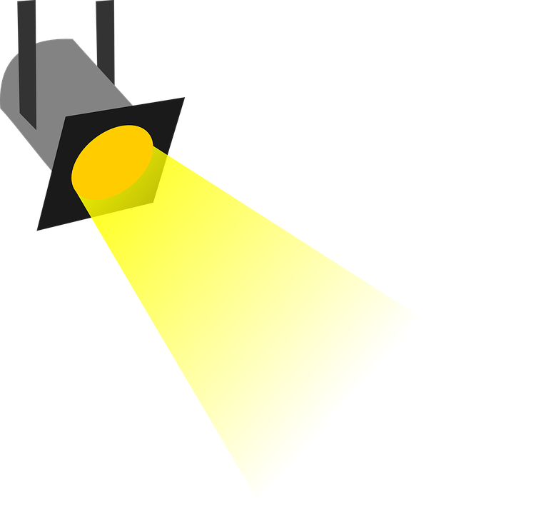 Spotlight, Headlight, Headlamp ...