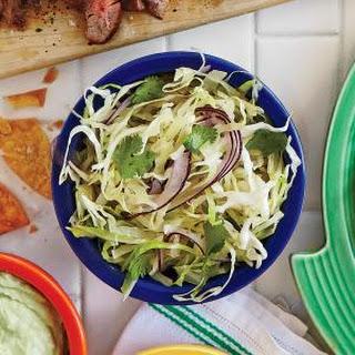 Cilantro-Cabbage Slaw