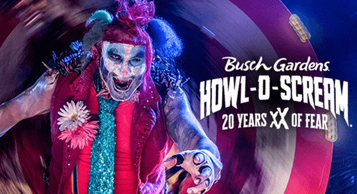 Celebrate 20 years of fear at Howl-O-Scream
