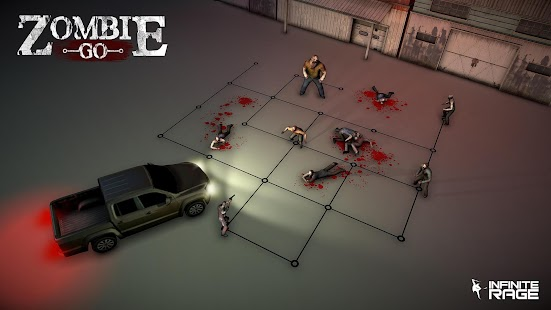 Zombie GO - A Horror Puzzle Game Screenshot