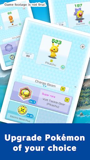 Pokemon Rumble Rush (Mod) – Đảo pokemon