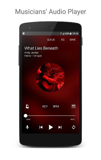 BACKTRACKIT: Musicians' Player 7.11 screenshots 1