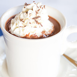 Italian Hot Chocolate (Cioccolata Calda)