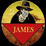 Cowboy James Icon