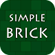 Simple Brick - Blue Neon Classic Tetris Free APK