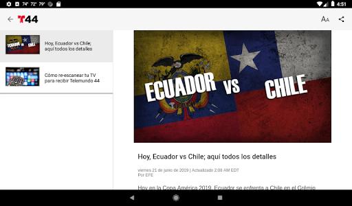 Telemundo 44 screenshot 13