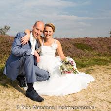 Wedding photographer Rick Marsman (Marsman). Photo of 22.02.2019