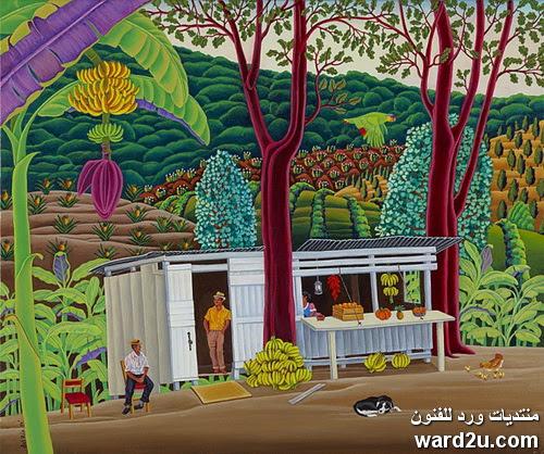 فنان الطبيعة و الجمال Raul del Rio