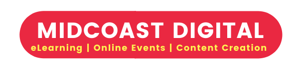 Midcoast Digital Logo