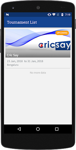 CricSay 1.1 screenshots 2