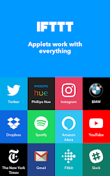 IFTTT APK screenshot thumbnail 15