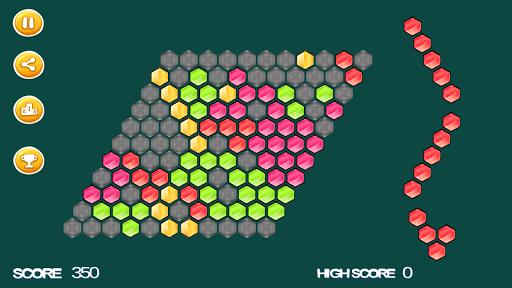 玩免費解謎APP|下載Hexa Block app不用錢|硬是要APP