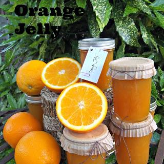 Orange Jelly.