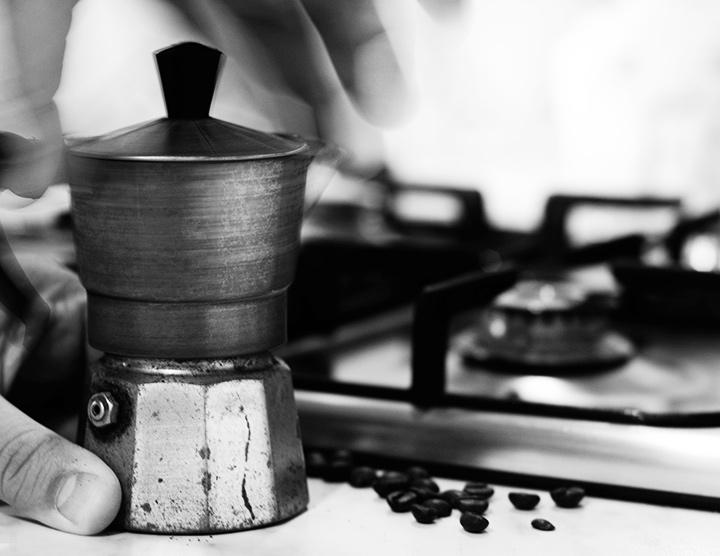 A cafffittera è pronta? di Loredana Pagana