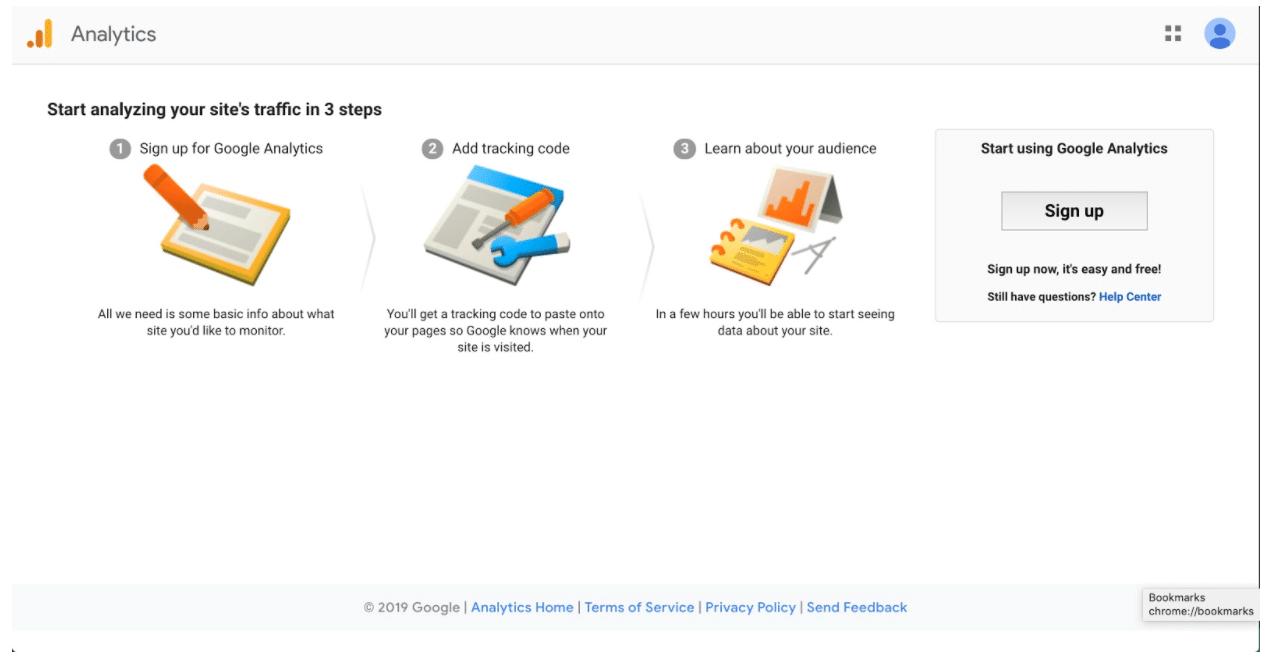 google analytics cài đặt - google analytics thống kê từ khóa