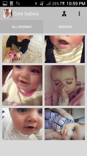 玩攝影App|Cute babies免費|APP試玩