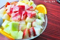 新鮮水果剉冰 (佳香薑母鴨)