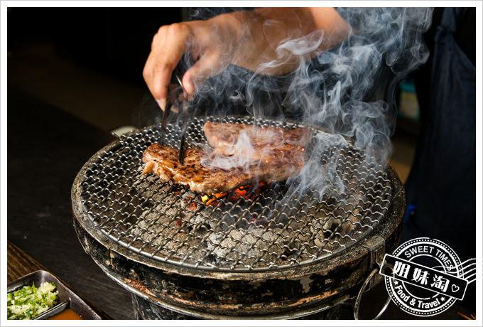 一九二八燒肉總鋪安格斯黑牛沙朗