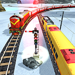 Train simulator 2019 - original free game 2.3