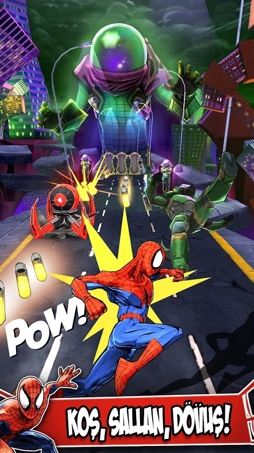 Spider Man Unlimited V1.2.0