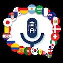 Speak & Translate - All Languages Voice Translator icon