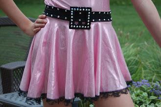 Photo: close up of skirt