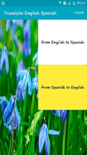 Translate English Spanish - náhled