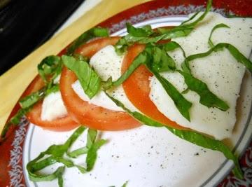 Insalata Caprese Salad Recipe
