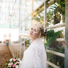 Wedding photographer Natalya Zakharova (smej). Photo of 28.10.2016
