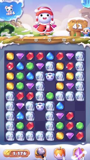 Ice Crush 2018 - Una nueva aventura de Matching  trampa 7