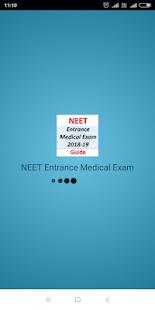 NEET Entrance Medical Exam - náhled