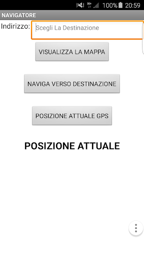 Navigatore PRO
