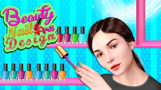Beauty Nail Art Design Girls Fashion Salon Apps On Google Play