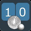 Petanque: Score Marker icon