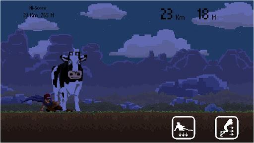 Oh My Run! (Forrest) apkmind screenshots 4