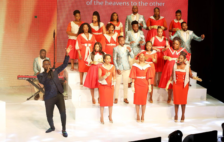 MTN Joyous Celebration brought Soweto to a standstill their Worship show at Soweto Theatre.
