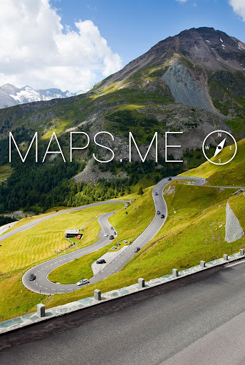 MAPS.ME — オフライン地図