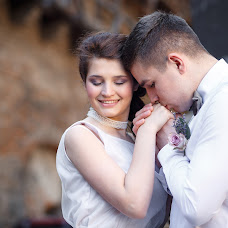 Wedding photographer Sergey Ageev (agsemy). Photo of 27.05.2016