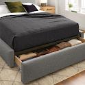 Storage Bed icon