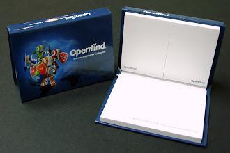 Photo: 網擎資訊軟體(股)公司 10x7.5 + 5x7.5x2本 組合式精裝本便利貼