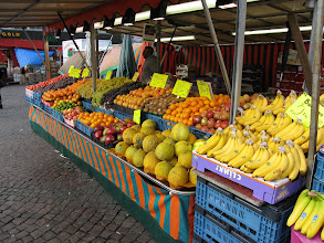 Photo: Central market