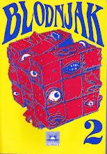 Photo: Blodnjak 2: izbor slovenske in prevedene znanstvenofantastične in fantastične proze (1993, ur. Bojan Meserko in Marjan Skvarča)