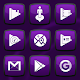 Royale Anna Purple Icons Download on Windows