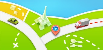 GPS Driving Route® - Offline Map Directions