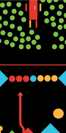 Color VS Snake - Endless Color Snake Game screenshot 22