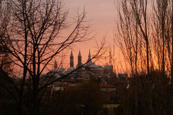 Basilica del Santo una sera d'Inverno di DonQuijote82